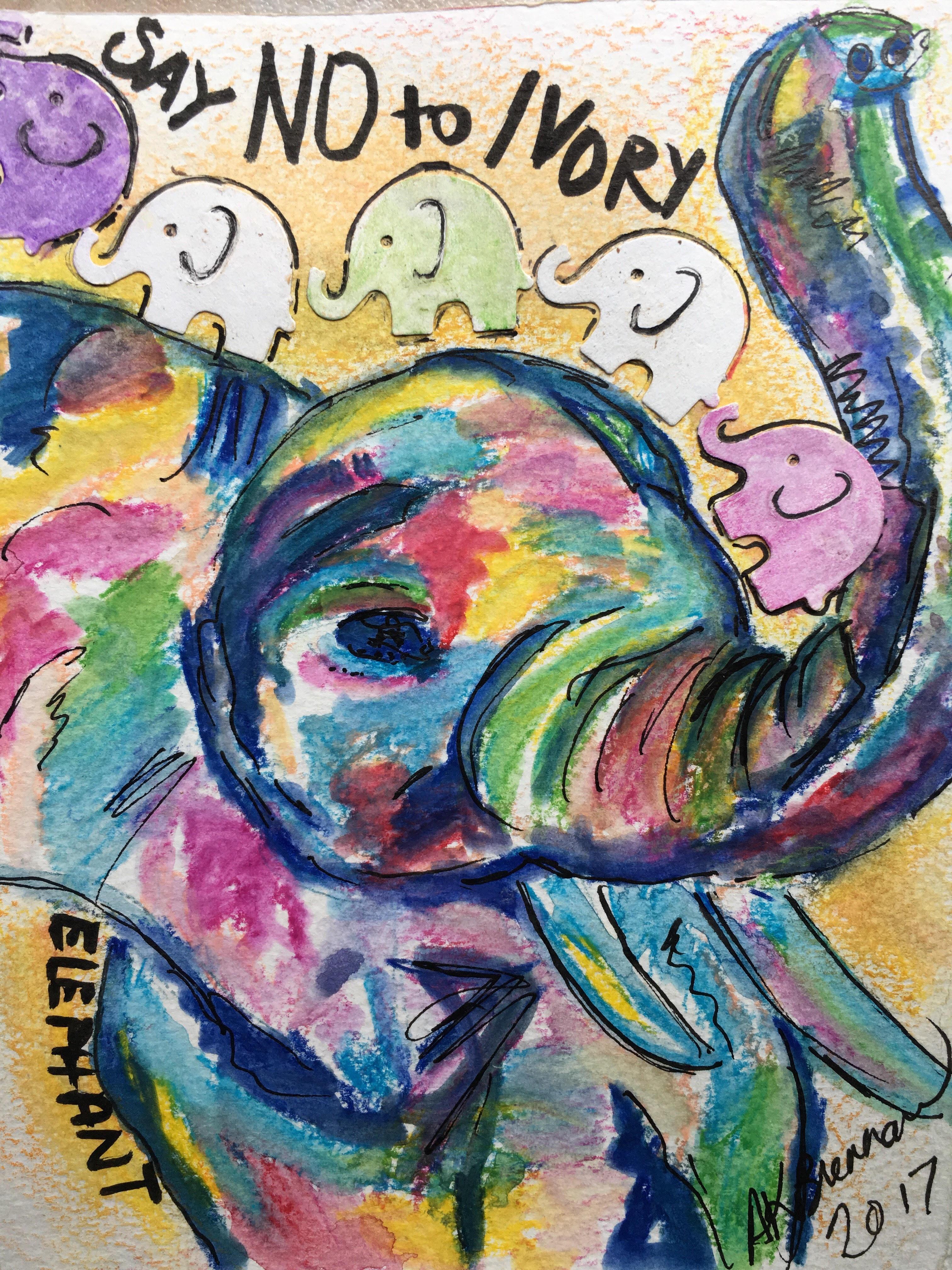 Kay elephant2