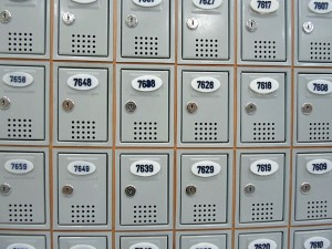 one of these is my boring mailbox